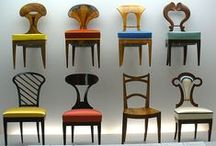 Chairs / by Chérif Walid