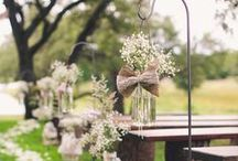 Outdoor Wedding Decor / Ideas For Your Perfect Wedding