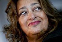 Zaha Hadid / by Chérif Walid