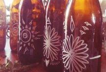 Vase / ✧☽ Indoor Vases Boho' ☾✧ #Bohemefit #diy