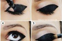 Skin care/MakeUp / Make up tutorials and skin care / by Arlene Vasquez