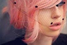gorgeous color hair
