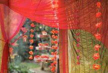 Canopy + DIY / ...Draping fabrics to cloak the soul