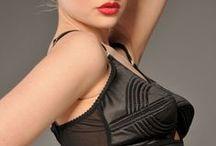 Retro Lingerie / Naughty Girls stock a range of fantastic retro inspired lingerie