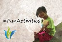 "fun activities for our kids! / ideas what to do on the so called ""special activities"" and outside of class at IHF Centers"