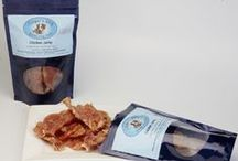 Homemade Dog Treats / We love trying new recipes, and sharing some that look yummy!