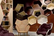 Honeycomb Inspiration / by Chérif Walid