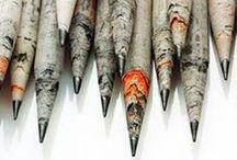 Pencil picture/Рисунки карандашом / For my inspiration/Для моего вдохновения)