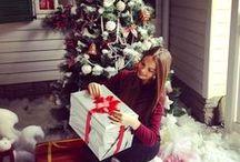 CHRISTMAS/PRESENT IDEAS/WINTER