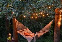 Solar light / ...outdoor Light transcends to luminous fairydust