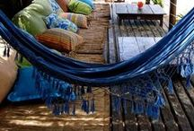 Macrame Furnishings / ...Float away from the pressures of the ground