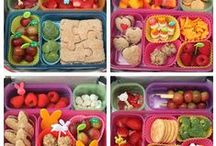 Kids Food ~ Mancare la pachet / Pachet pentru gradinita sau scoala