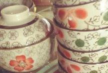 Dishes / ->☽✧ From China to dish, Dinner sets to marvel ✧☾<- #bohemefithome