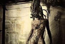 H. R. Giger / Art