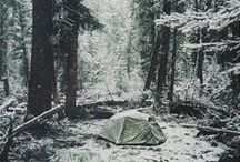 Winter Camping / The winter can be an amazing time to enjoy the outdoors. Just remember to be safe and stay warm!