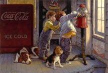 Art-Americana* / Art of American Life / by Karlene Kahlstrom