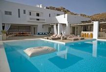 Mykonos Architecture / Unique Cycladic Architecture