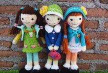 Amigurumi Dolls