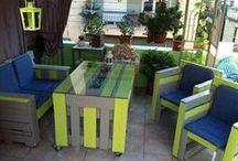 arredo per giardino e abbellimento esterno