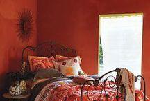 Boheme Burdoir / ✧☽ #Bohemefit bedroom areas both #diy and #décore - loving these spaces ☾✧