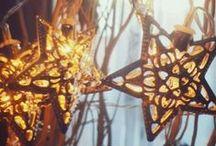 ✧ fairylight starlight ✧ / ✧☽ #Bohemefit fairy light #diy and #décore - festive and all year round with the fairy's ☾✧