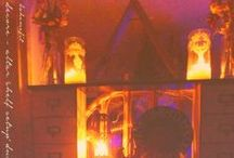 ☽ altar shrine ☾ / ☽ live a magical life and build an altar to contemplate and practice ☾ #bohemefit #magic