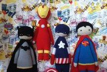 Crochet Super Heros