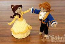 Crochet Disney Figures