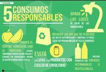 Cuidemos nuestro entorno / Cuida tu entorno, cuida la naturaleza. Eso también #alimentatubienestar