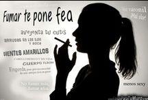 Fumar no #alimentatubienestar / #fumar no #alimentatubienestar