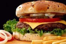 Burger | Sandwich | Panini