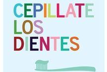 Salud bucodental / Cuida tu #boca #dientes #Salud #bucodental