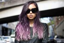 Tie Dye Hair Trend... It's Infectious! / The question is... who did it best?