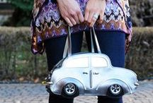 Handbag Driven! / Get behind the wheels of these bags and you are going places!