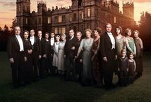 Downton Abbey / What else? Downton Abbey. / by Lexi Harms