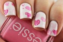 Valentine's Day Nail Art / by NAILgasmTV