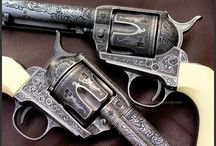 Colt SAA/1873 / The finest revolver ever made and all things related. / by Lexi Harms