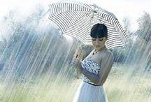 Raindrops keep fallin...