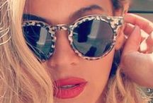 Celebrity Style / Our fave celebs rocking the four-eyed look.  / by IRISTOCRACY