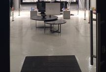 Allure frankfurt / Givenchy, philipp plein, barbara bui, interior design, fashion store, modern interiour