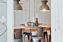 My home, the diningroom