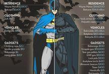 Super Heroes (Mainly Spider-Man) / DC Marvel etc.