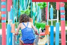 Waterplay / Don't have access to a pool? There are still ways to keep cool this summer.