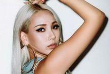 CL ♥ 2NE1