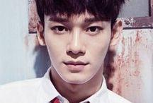 Chen ♥ EXO