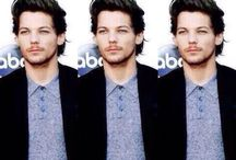 Louis Tomlinson / One direction member