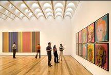 Art Gallery Ideas / ABJ in the making... / by Kesha Trippett