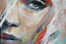 Painting Ideas / by Kesha Trippett