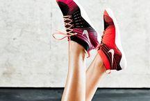 Running Shoes and Kicks