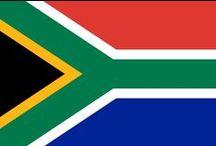 Escapade en Afrique du Sud / Évadez-vous en Afrique du Sud le temps d'un instant ...